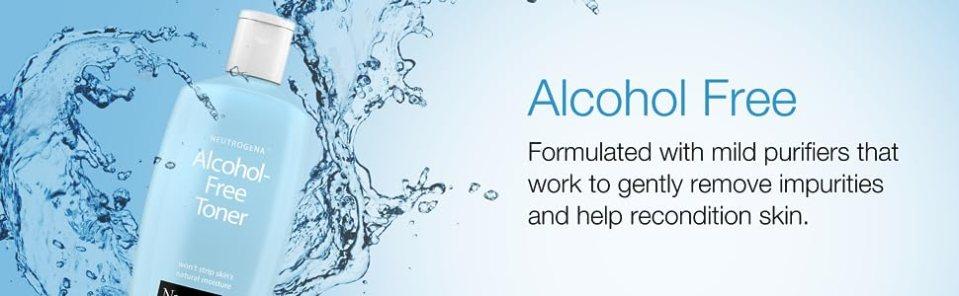 Alcohol-Free Toner Formulation