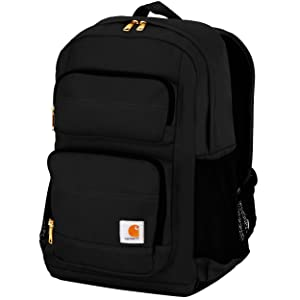 Carhartt Legacy Standard Work Backpack with Padded Laptop Sleeve and Tablet Storage