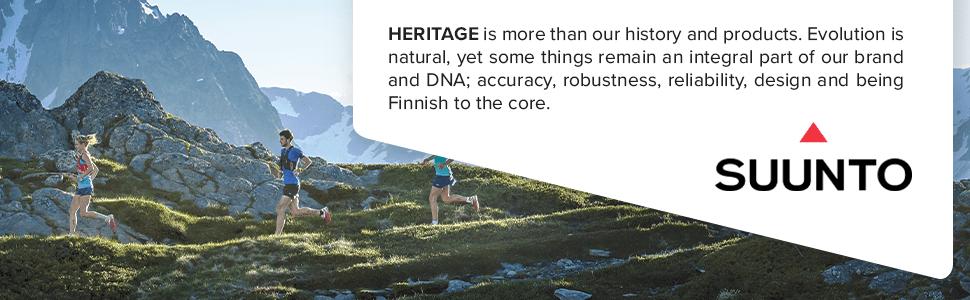Suunto Heritage