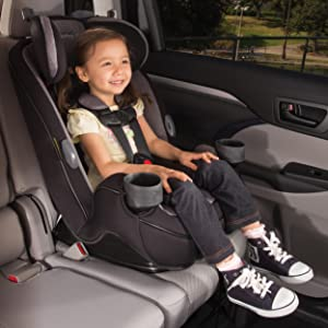Safety 1st Grow and Go 3-in-1 Convertible Car Seat, Blue Coral ...