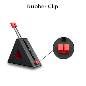 rubber clips