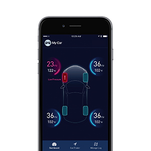 smart tire safety monitor
