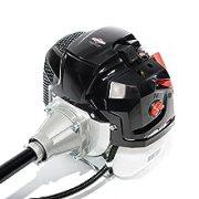 A benzines kaszát hatékony, tartós és megbízható kétütemű motorral szerelték fel