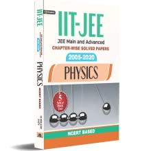 EE-MAIN & ADVANCED CHAPTER-WISE SOLVED PAPERS: PHYSICS(2005-2020)NCERT BASED