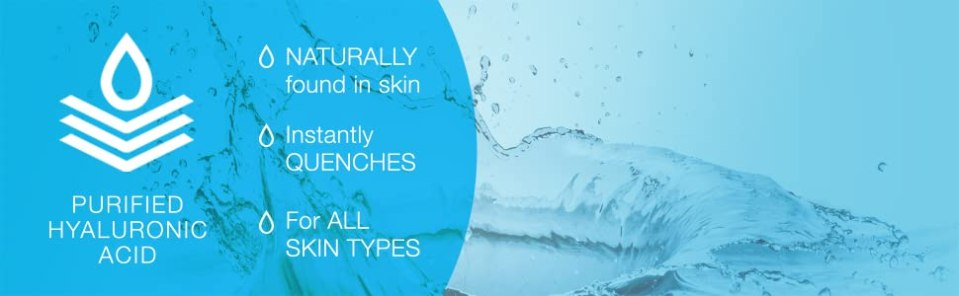 Hydrating Hyaluronic Acid