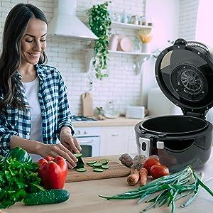 kitchen stirrer;fryer xxl;pressure fryer;time cooker;kitchen fryer