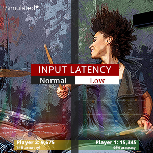 Reduced Input Latency