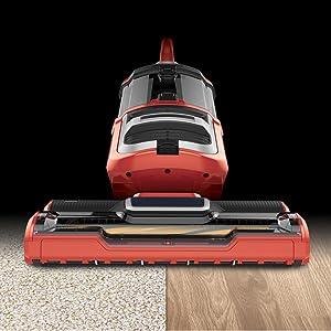 corded vacuum, stick vacuum, upright vacuum, zero-m, zero-m technology, shark zero-m