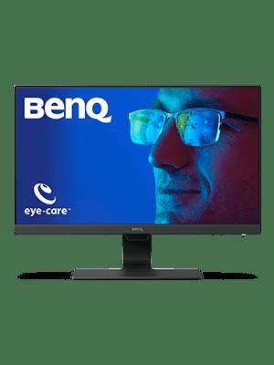 BenQ, BenQ monitor, GW2480, eye care monitor, IPS panel, 24 inch monitor, home office monitor