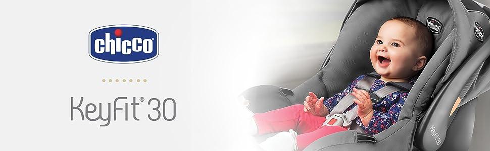 Assento de carro Chicco keyfit 30