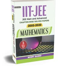 JEE-MAIN & ADVANCED CHAPTER-WISE SOLVED PAPERS: MATHEMATICS