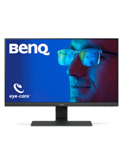 "27"" monitor nepal, BenQ, BenQ monitor, GW2780, 27 inch monitor, eye care monitor, IPS display, office monitor"