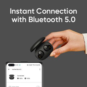 Instant Connection with Bluetooth 5.0
