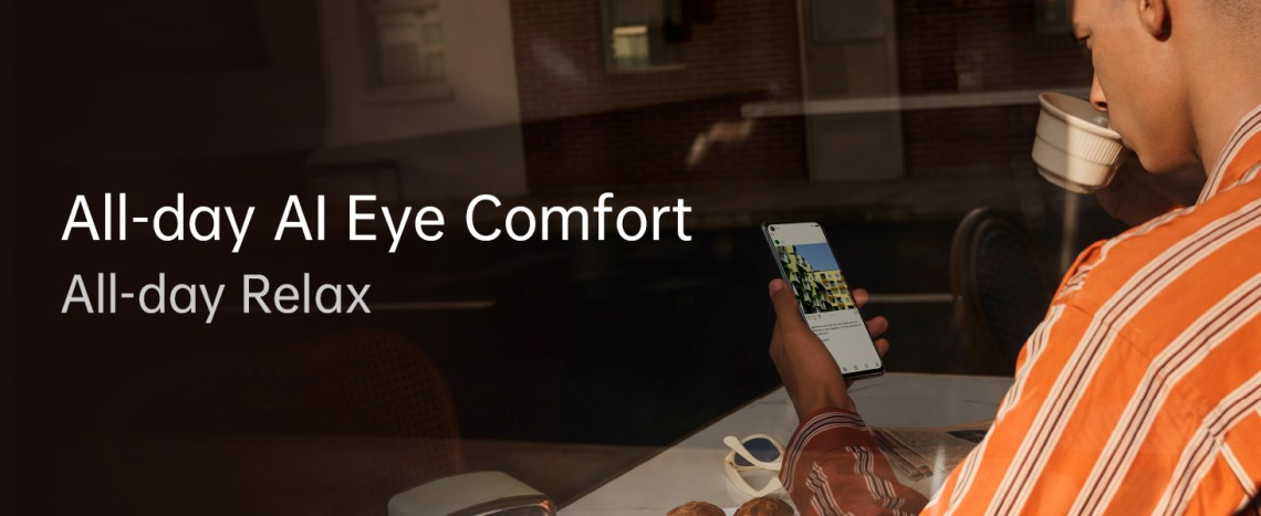 AI Eye Comfort