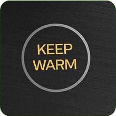 warm halten
