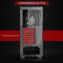 pci slot, ice 120 ag, expanstion slots
