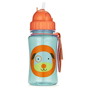Zoo, Straw Bottle, Dog, Skip Hop, Toddler