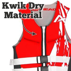 kwik dry materials