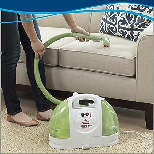 Portable carpet cleaner, Carpet shampooer, deep carpet cleaner, spot and stain remover, spot cleaner
