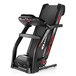 Bowflex T116 Treadmill Folding System