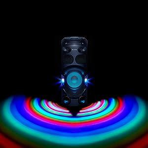 Party Light and Speaker Light