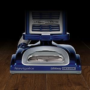 shark upright vacuum, upright vacuum, full size vacuum, carpet vacuum, hardfloor cleaning