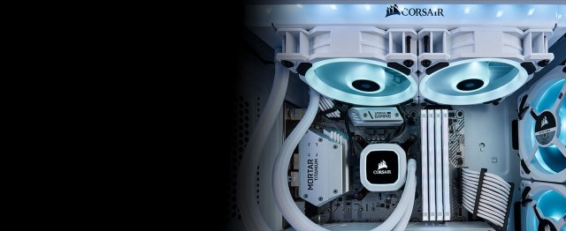Hydro Series H100i RGB PLATINUM SE 240mm Liquid CPU Cooler