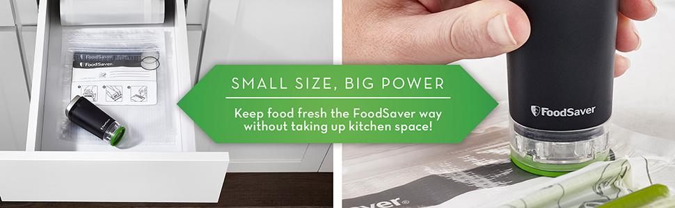 FoodSaver 31161370 Cordless Food Vacuum Sealer Review