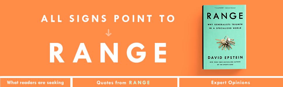 Range by David Epstein