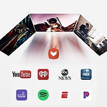 Smart TV enabled