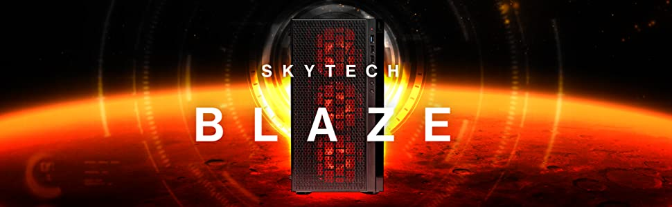 Skytech Blaze Gaming PC