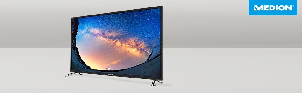 LED-Backlight-TV - Medion Life P18077 TV
