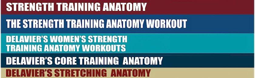 Strength Training Anatomy Frederic Delavier
