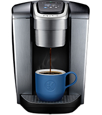 coffee maker, mini coffeemaker, kmini brewer, kuerig, k-cup pod single serve brewer