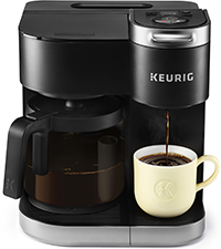 keurig k-duo coffee maker, carafe coffee maker, drip coffee machine, brewer, kuerig, keurig