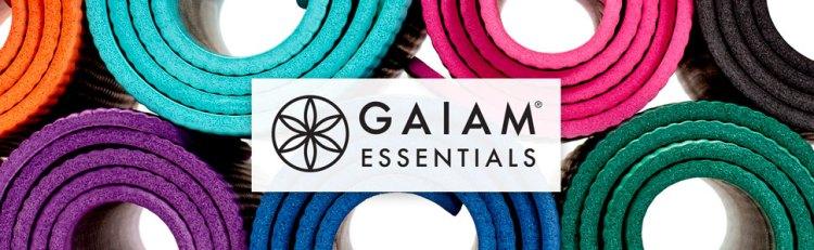 Gaiam Essentials Fitness Mats