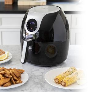 airfryers, digital controls, deep fryer, frys, fries, fried