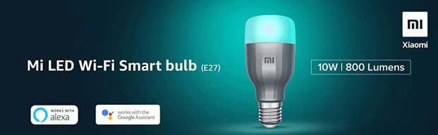 Mi LED Bulb, Smart Light