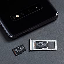 Canvas Select Plus microSD