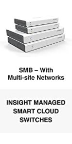 insight smart managed cloud switches
