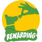Rewarding dogs