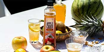 WOW LIFE SCIENCE RAW APPLE CIDER VINEGAR