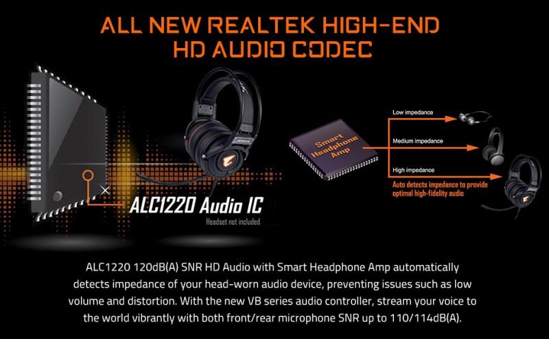 z590 audio