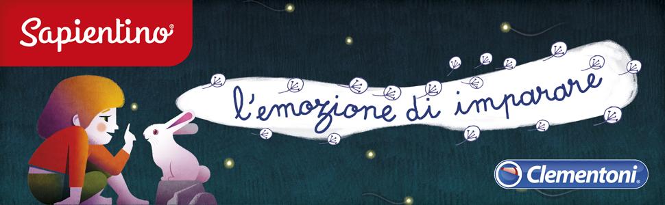 Clementoni L'Emozione di Imparare banner