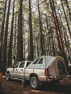 Truck tent, napier, backroadz
