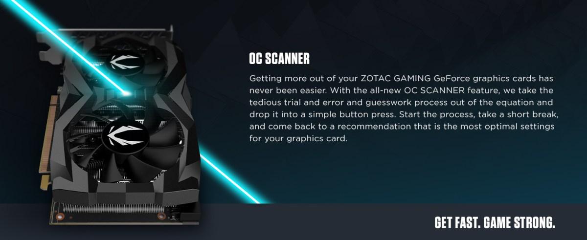 ZOTAC GAMING GeForce GTX 1660 6GB GDDR5 192-bit Gaming Graphics Card, Super Compact, ZT-T16600F-10L