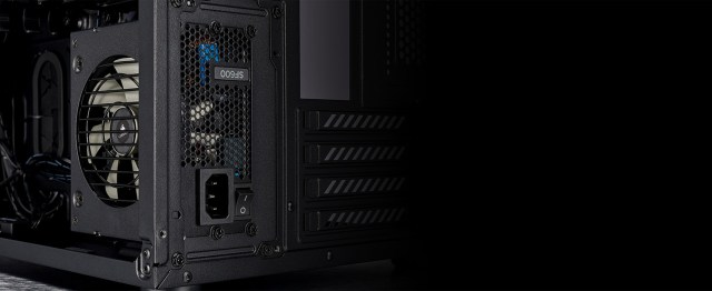 CP-9020181-NA SF Series SF450 450 Watt 80 PLUS Platinum Certified High Performance SFX PSU