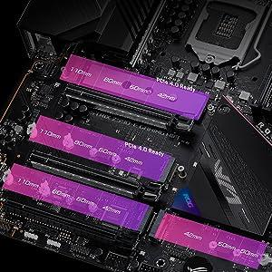 PCIe 4.0-Ready