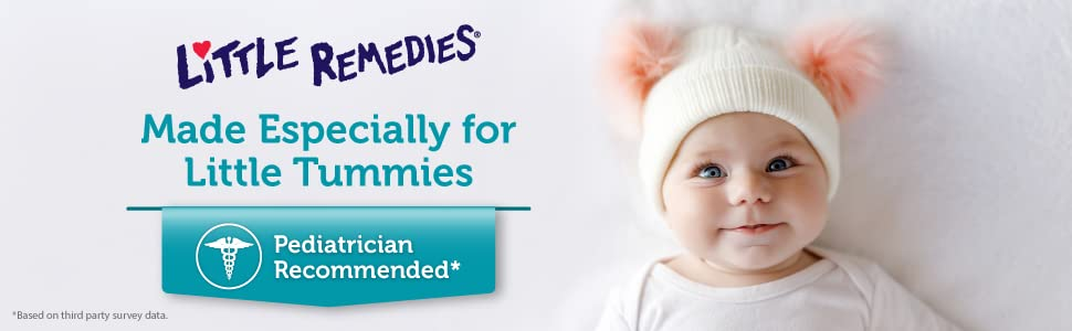 Little Remedies | Made Especially for Little Tummies | Pediatrician Recommended