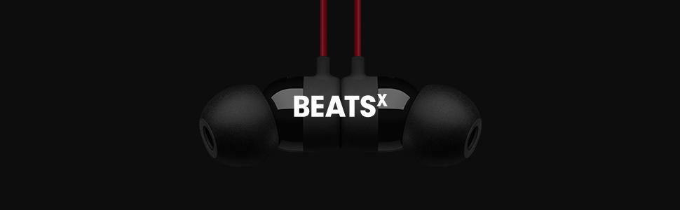 BeatsX wireless headphones, wireless earphones, earbuds, eartips, beats by dre